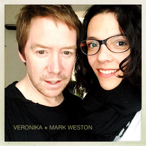 A photo of Trichomania owners Veronika and Mark Weston