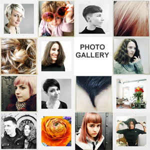 Photo gallery, Hair photos.